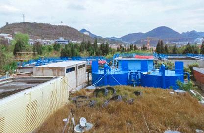 黄果树自来水厂改造工程