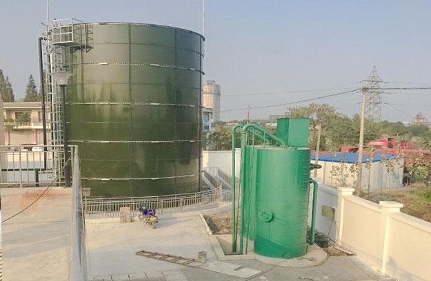 什邡洛水镇市政污水处理厂