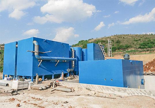 城镇一体化自来水处理设备