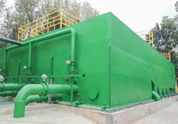 大型自来水厂净水设备