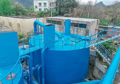 农村小型自来水厂净水设备