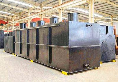 印染废水一体化处理设备