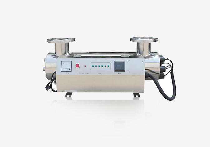 水处理紫外线消毒装置