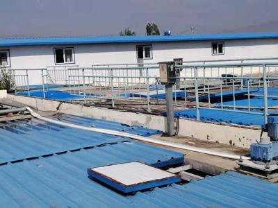 天镇县污水厂提标改造工程