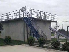 什邡马祖污水处理厂建设项目