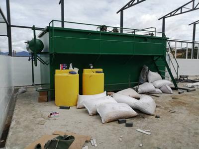 香格里拉垃圾渗透液处理工程