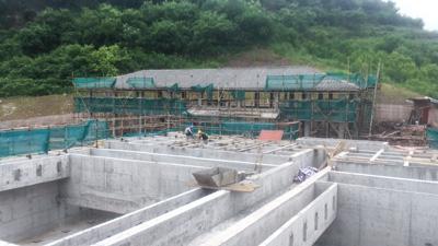 重庆市涪陵区李渡二水厂