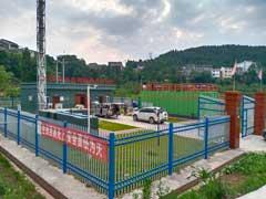 城镇污水处理厂正常稳定运营