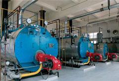 污水处理厂锅炉的工作过程一