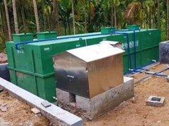 玻璃钢一体化地埋式污水处理