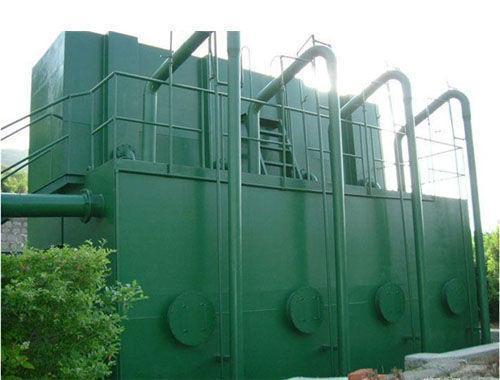 合理使用保养污水处理设备可